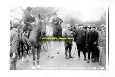 rp5848 - Fox Hunt at Wootton Grange , Isle of Wight - photo 6x4