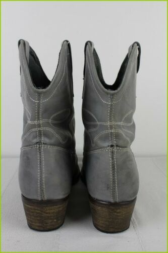 41 T Gris Mountain Tbe Best Cuir Bottines Xwg4xP0n