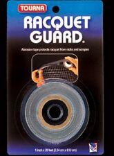NEW Tourna Racquet Guard Tape Black Tennis Racket Unique Racquetball