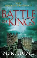 The Merlin Prophecy Book One: Battle of Kings, Hume, M. K., Good Books
