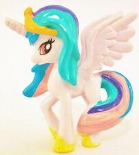 PRINCESS CELESTIA My Little Pony FRIENDSHIP MAGIC PVC TOY Figure CUP CAKE TOPPER
