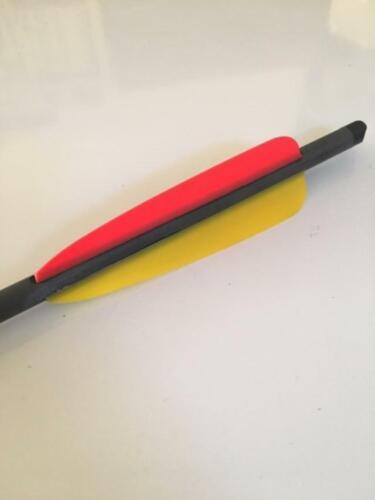 """Ek Archery Lube Armbrustbolzen Carbonpfeil Köcher SET: 30 Carbonbolzen 16/"""""""