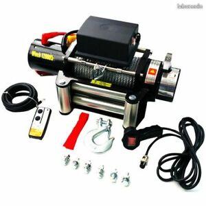 Varan-Motors-Treuil-electrique-12V-5443KG-4800W
