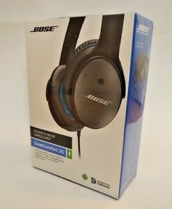 Image is loading Bose-QuietComfort-QC-25 -Noise-Cancelling-Headphones-Samsung- cd728aae4bb1b