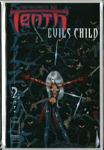 TENTH EVIL'S CHILD #2 (NM) 1999 Tony Daniel / Richard Bonk    B7.323