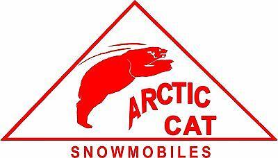 ARIENS Vintage Snowmobile Decal CHOOSE SIZE /& COLOR Contour Cut Sticker