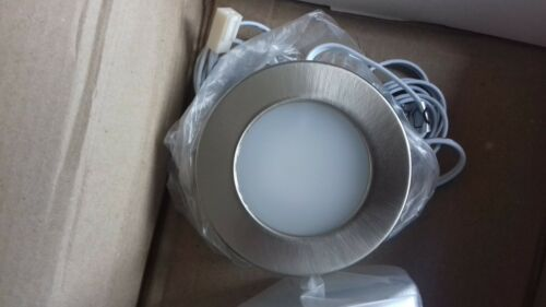 led kitchen triangle lights 4off and 2 drivers brand new in boxes natural white