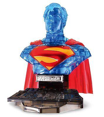 Beverly Puzzle 3d Puzzle 72 Teile Super Man Klar Cp3-017 Reine WeißE