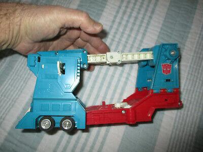 **YOU PICK** 1984 G1 MEGATRON Vintage Transformers P38 Parts Lot Takara Hasbro