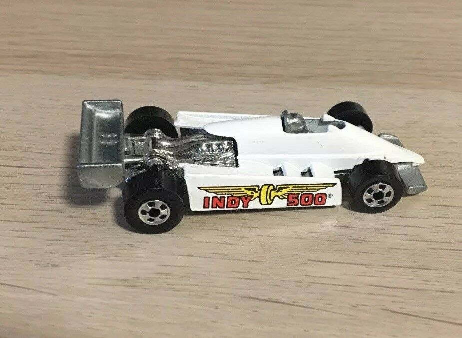 HOT WHEELS Indy 500 Rare Promo Voiture