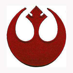 star wars gro er jacken aufn her rebellen logo 20 cm. Black Bedroom Furniture Sets. Home Design Ideas