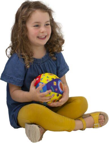 CBEEBIES Hey Duggee Soft Play Ball avec Fun Sounds /& Expressions