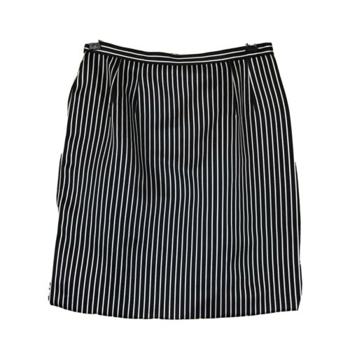 NIGHT by Valentino Striped Skirt
