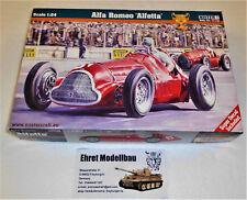 Rennwagen Alfa Romeo Alfetta Worldchampion 1950 Farina 1:24 Mistercraft D-222