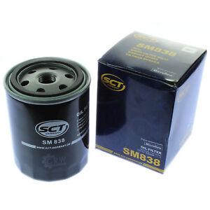 Original-sct-filtro-aceite-SM-838-oil-filtro