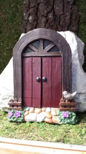 Fairy door mouse door Fairy gardens Gnome door