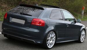 Audi A3 S Line 2003 >> Audi A3 8p 3 Door S Line Spoiler 2003 2013 Ebay