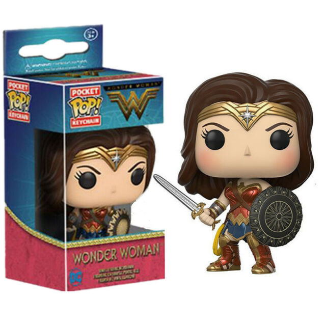 Heroes DC Comics Wonder Woman PVC Figure Great Collectible Toy