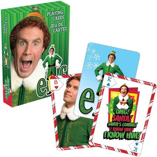 Elf Playing Cards
