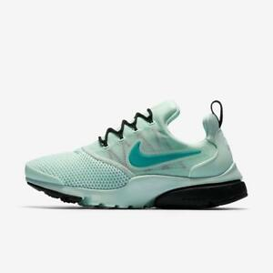 save off 38572 990b8 Image is loading WMNS-NIKE-PRESTO-FLY-910569-300-IGLOO-CLEAR-