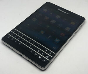 Blackberry-Passport-32GB-Black-AT-amp-T-SQW100-3-4G-LTE-4-5-034-Smartphone-PART-ONLY