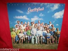 QUARTERFLASH Take another picture LP 1983 USA First Pressing + Inner MINT-