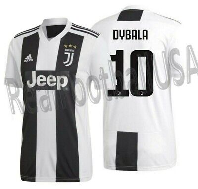 first rate 3adad ad98e ADIDAS PAULO DYBALA JUVENTUS HOME JERSEY 2018/19. | eBay