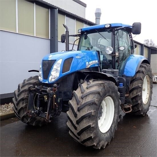 New Holland, New Holland T7.270