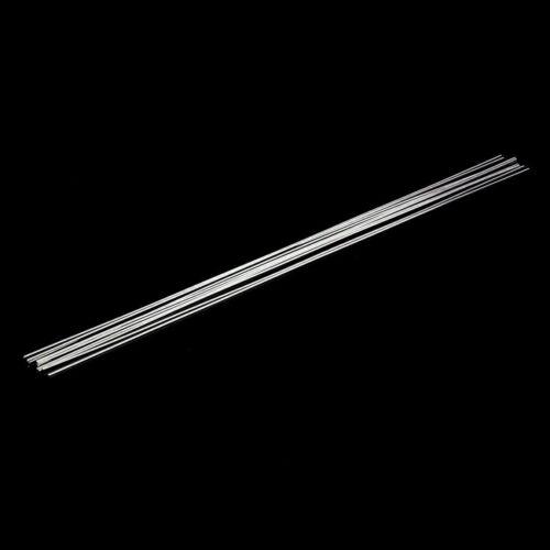 50PCS Solution Welding Flux-Cored Electrode Rods Aluminum Wire Brazing 33cm