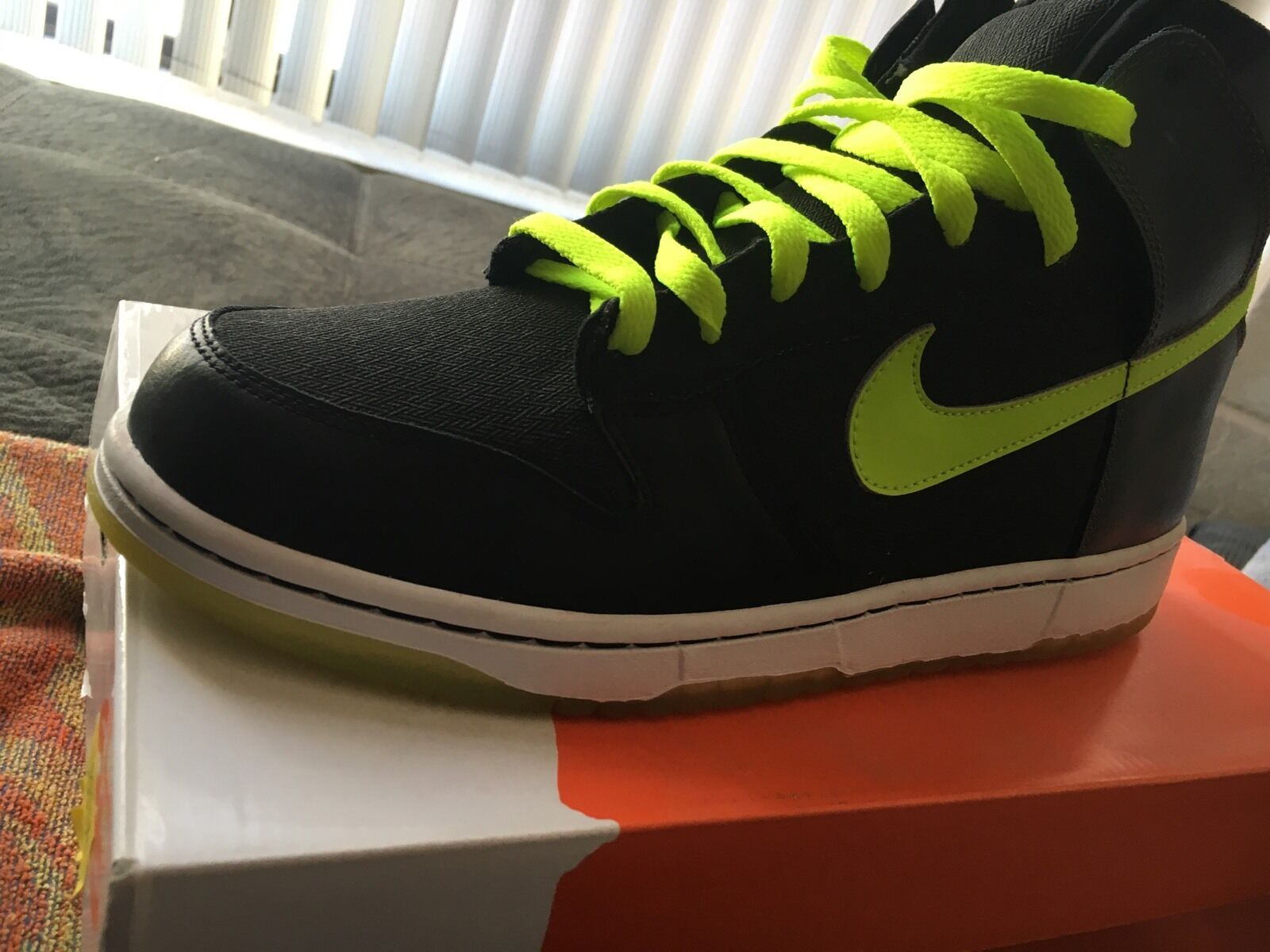 Nike Dunk High 6.0 PRM (2007)