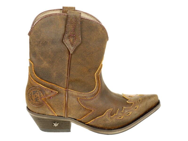 Kentucky Western Schuhe Stiefelette 1524 Gr. Neu 37 Original Neu Gr. und OVP braun 533b6b