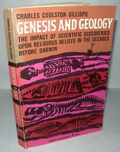 Genesis-And-Geology-Charles-Coulston-Gillispie-1959-PB-Collectable