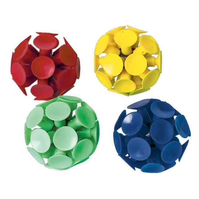 NEW Amscan Favour Suction Cup Balls By Spotlight