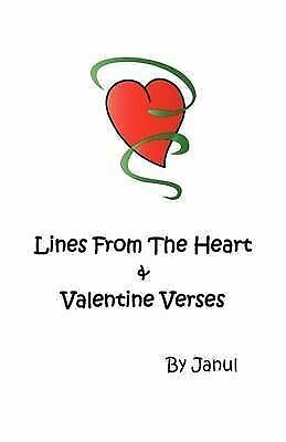 Lines From The Heart & Valentine Verses by Janul