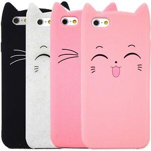 custodia iphone 6 gatto