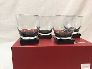Moser-Lancelot-Double-Old-Fashioned-Smoke-Gray-Set-Of-4