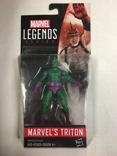 "MARVEL'S TRITON MARVEL LEGENDS SERIES 3.75""  3 3/4 FIGURE MIB"