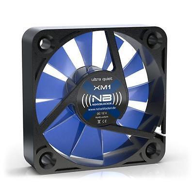 2800rpm 3 Pin,9 Dba Discounts Price Noiseblocker Nb-blacksilent Fan Xm-1 40mm Ultra Silent Fan