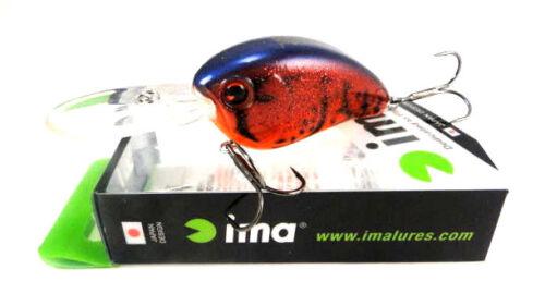 IMA PIN JACK 200 PJ200 CRANKBAIT BASS STRIPER FISHING LURES SELECT VARIOUS COLOR