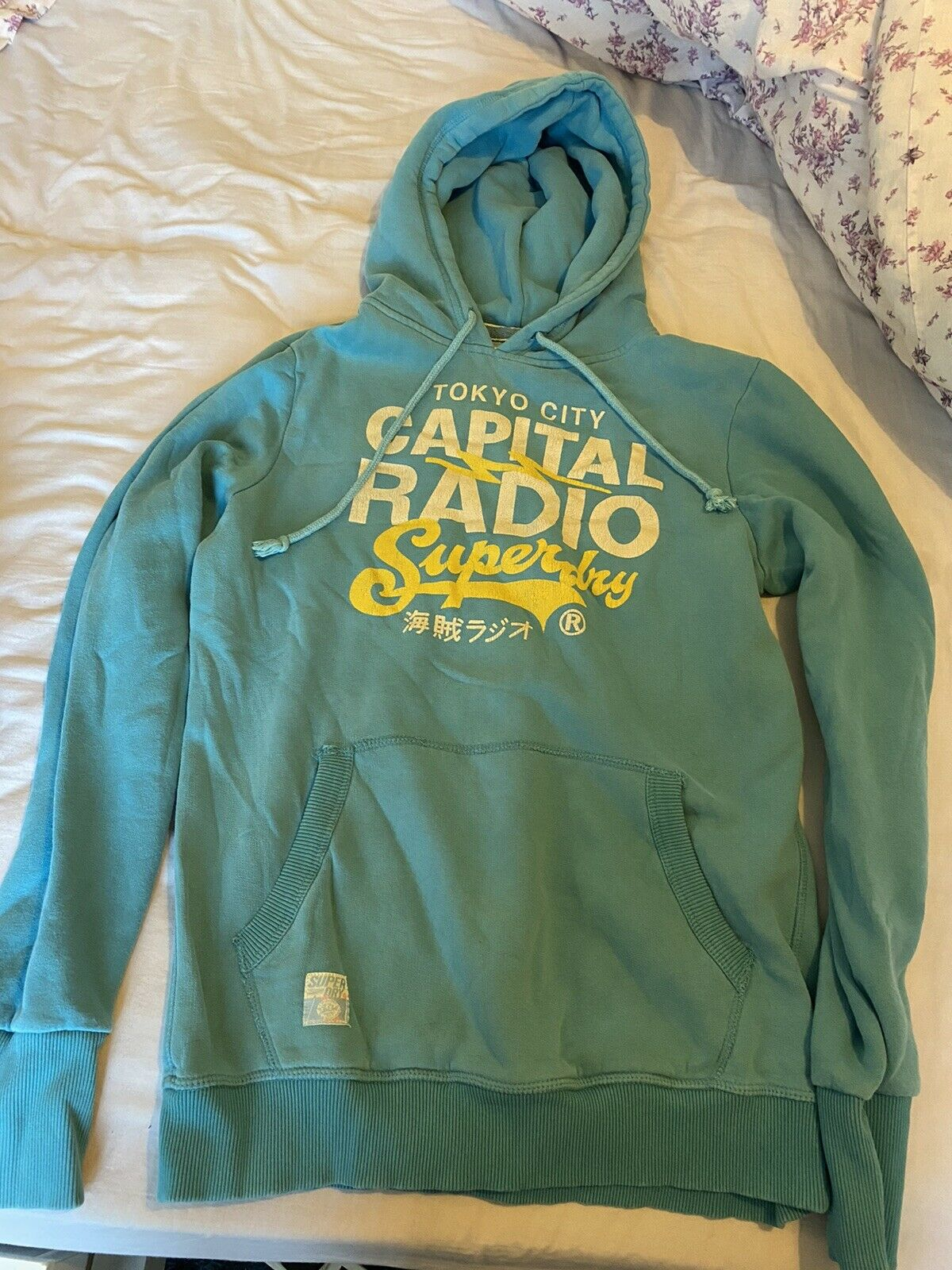 Superdry Hoodie - Womens - Size XL