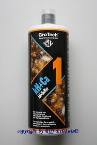 Water Tests & Treatment Grotech Kh Fish & Aquariums Ca 1 Kh-buffer 33.8oz Large Tech 14,20 €/ L Fine Craftsmanship