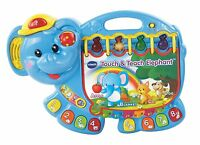 Vtech Touch And Teach Elephant Book , New, Free Shipping on sale