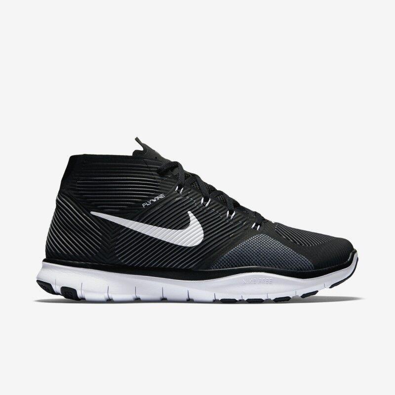 Nike Free istinto del treno in palestra esecuzione Scarpe da ginnastica palestra in casual-(EUR 48.5) Nero 663427