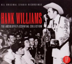 Hank-Williams-The-Absolutely-Essential-Collection-CD-3-discs-2009-NEW