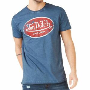 Von-Dutch-Og-Camiseta-Azul