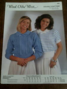 knitting-pattern-ladys-long-or-short-sleeved-sweater-32-42