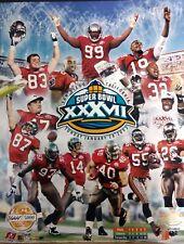 a7138d23 Tampa Bay Buccaneers Super Bowl XXXVII Champions Commemorative ...