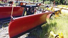 Western Ultra Mount 76 Ft Hydraulics Front Part Only Snow Plow Snowplow 21