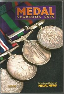 Medal Yearbook 2010 by John W Mussell Paperback 2009VG - Bury, United Kingdom - Medal Yearbook 2010 by John W Mussell Paperback 2009VG - Bury, United Kingdom