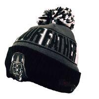 Star Wars Darth Vader Helmet Rep Your Team Era Newera Licensed Beanie on sale